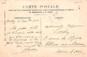 Le Dompteur Dompte Menagerie Prussienne 1919 Missing Stamp