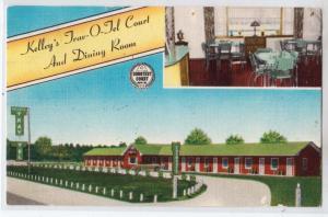 Olanta SC - Kelley's Trav-O-Tel Court