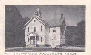 Vermont Stamford The Stamford Center School