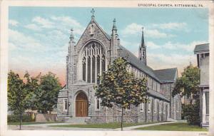 Episcopal Church, Kittanning, Pennsylvania, 1910-1920s