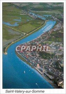 Modern Postcard Saint Valery sur Somme