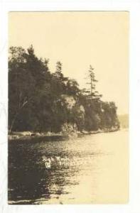 RP; High Rock, Silvra Lake, New York, 10-20s