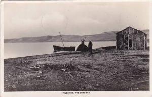 RP, The Dead Sea, Palestine, 1920-1940s