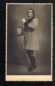 041615 BUGAEV Russian OPERA Signer Eugene Onegin PHOTO vintage