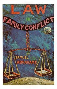 AS: Law in Family Conflict by Samuel Abrhams, Weight Scale, 40-60s