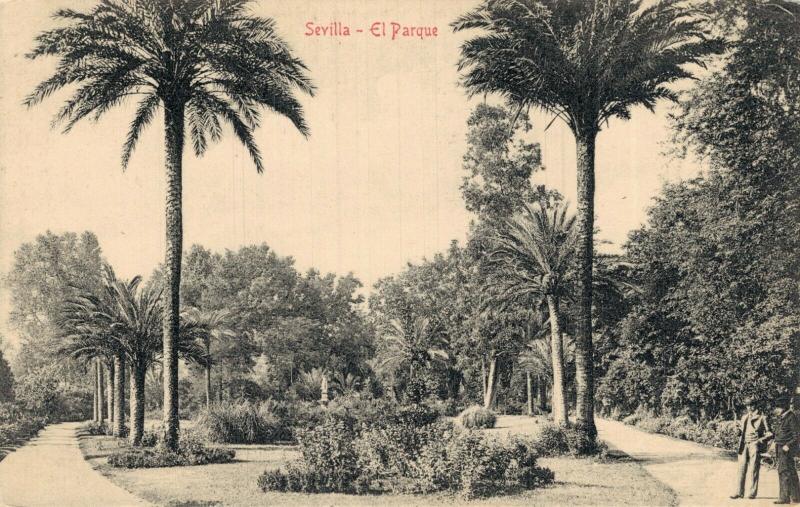 Spain Sevilla El Parque 02.13