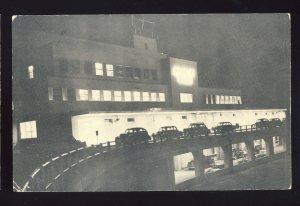 Windsor Locks, Connecticut/CT/Conn Postcard, Terminal Building At Bradley Field