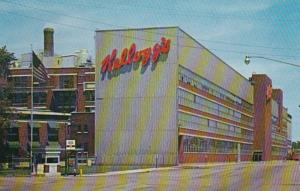 Michigan Battle Creek The Kellogg Company