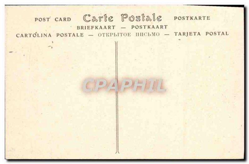Old Postcard Caen L & # 39Orne upstream of the Dam