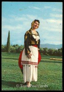 Greek Costumes - Crete