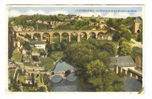 Luxembourg. Le Stierchen et les Rochers du Bock, 00-10s