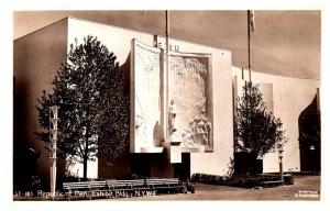 New York 1940 World's Fair  Republic of Peru Exhibit   Bldg