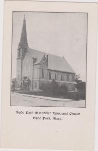 HYDE PARK , Massachusetts, 1901-07 ; Methodist Episcopal Church