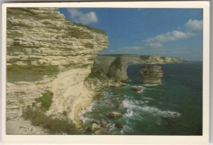 BONIFACIO, Le Grain de Sable, 1990 used Postcard