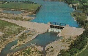 LONDON , Ontario , Canada , 1950-60s ; Fanshawe Dam