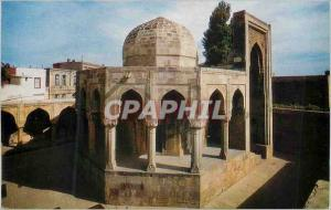 Postcard Modern Bako the palace of the Shirvan Shahs