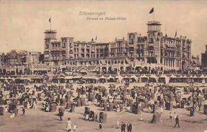 Strand en Palace-Hotel, Scheveningen, South Holland, Netherlands, PU-1912