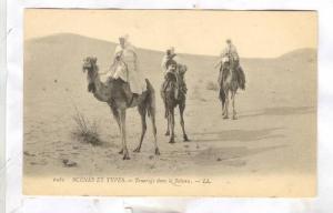 Touaregs dans le Sahara, 00-10s
