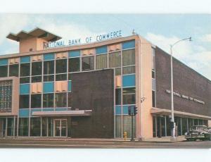 Pre-1980 BANK BUILDING Pine Bluff - Near Little Rock Arkansas AR E4686