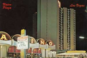 LAS VEGAS , Nevada , 60-80s ; Union Plaza