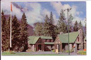 National Park Entrance, Banff, Alberta