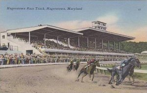 Maryland Hagerstown Hagerstown Race Track