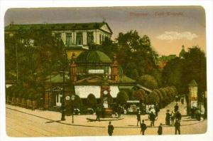 Cafe Kropche, Hannover (Lower Saxony), Germany, 1900-1910s