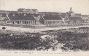 DUNKERQUE, Nord, France; 1900-1910´s; Vue Generale Du Sanatorium De Zuydcoote