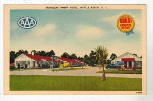 3154   SC Myrtle Beach  Travelers Motor Motel