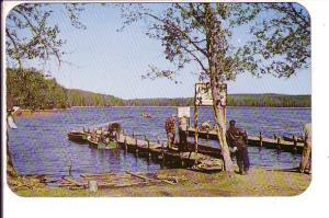 Waskesiu, Prince Albert National Park, Saskatchewan, Fishing