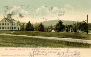 NH - Hancock. The Common and Sketutahkee Mountain