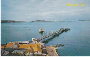 Post Card WALES Glamorgan Mumbles Pier