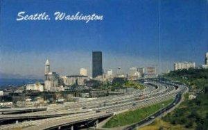 Downtown Seattle - Washington