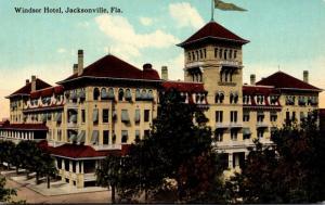 Florida Jacksonville Windsor Hotel 1916