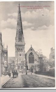 London; St Peter's Church, Cranley Gardens, S. Kensington PPC, 1905 Welwyn PMK