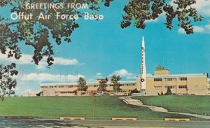 NORTH PLATTE, Offut Air Force Base, Nebraska , 50-60s