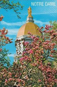 Indiana Notre Dame Notre Dames Golden Dome