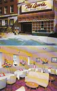 Ted Lewis' Crows Nest Restaurant Washington D C