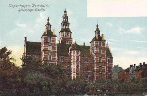Denmark Copenhagen Rosenborgs Castle