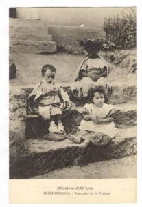 Missions d'Afrique , SAINT-CHARLES.- Rescapees de la Famine, 00-10s, 00-10s