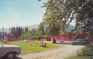 Canada Lamplighter Motel Revelstoke British Columbia