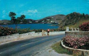 Bermuda Islands Millhouse Bay in Landlocked Harrington Sound 06.95