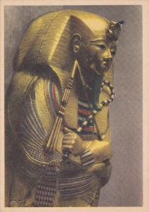 King tutankhamun´s Treasures , 30-50s ; Coffin