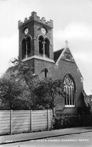 St Chad's Church, Chadwell Heath Eglise