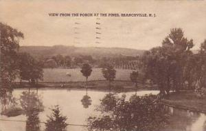 View From The Porch At The Pines, Branchville, New Jersey, PU-1941