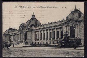 Le Petit Palais des Champs Elysees,Paris,France BIN