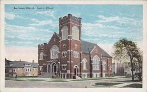 Illinois Cicero Lutheran Church