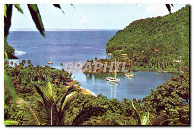 CPA Caribbean Backwater Bay St Lucia in the West Indies Isla