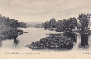 Connecticut Collinsville Farmington River