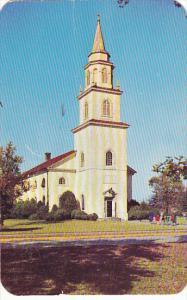 Post Chapel Fort Bragg North Carolina 1951